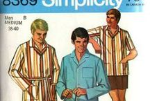 Great patterns for pyjamas- Possibly as seen on TV / Been watching sewing on the telly? These patterns for Pj's will inspire you