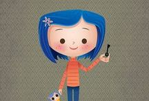 Coraline Party / by Amber Sweeney