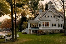 Dream Homes / by One Happy Pill at a Time...