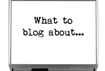 Blogging / by One Happy Pill at a Time...