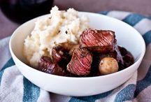 Recipes / Food recipes and ideas / by Tara Carrier
