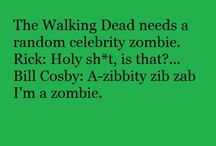 Don't Open Zombies Inside / I love everything about Zombies and The Walking Dead / by One Happy Pill at a Time...