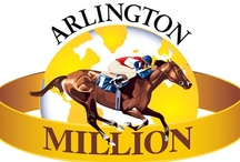 """Arlington Million  / A Chicago legend continues with the 30th running of the Arlington Million on Saturday, August 18, 2012!  You're invited to join us at Arlington Park for a grand celebration of the """"Sport of Kings,"""" which draws horses, owners, trainers, jockeys, and fans from every corner of the world. The highlight of the racing day is the renowned Arlington Million: Illinois original, extravagant summertime sports party."""