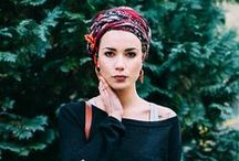 Hijabs, turban, scarfs...learn how to tie