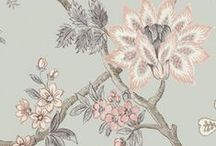 Setting The Tone - Wallcoverings / by Webster & Company