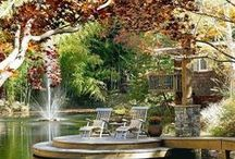 Outdoor spaces / by Sheila Baker