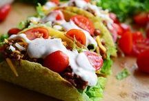 """Tex Mex Inspired Recipes / Recipes inspired by """"Tex Mex"""" style food."""