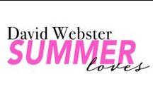 David Webster Loves / by Webster & Company