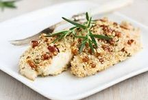 Feeling Fishy / Fish and seafood recipes