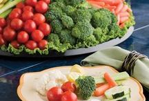 Deli & Produce Trays / Deli & Produce trays available at Super 1 Foods.