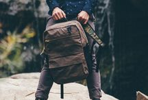 Backpacks / Handcrafted backpacks made in Denver, Colorado.