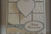 Stampin' Up!- Wedding Cards / This board may contain cards that use retired Stampin' Up! product.