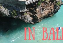 Bali! /  Bali travel inspiration