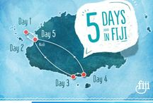 Fiji! / Fiji travel inspiration