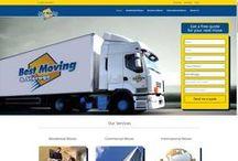 SEO (Search Engine Optimized) / SEO websites we've developed at adogandesign.com Tulsa Web Design Services