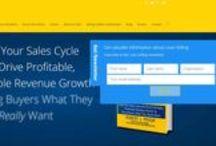 Conversion Optimized Websites / Conversion optimized websites we've designed at adogandesign.com  Tulsa Web Design Agency