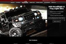 Websites with parallax backgrounds / Websites we've designed with parallax backgrounds at adogandesign.com  Tulsa Web Design Company