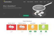 Minimalist Design / Websites we've designed with minimalist design style at adogandesign.com  Tulsa Web Design Services