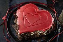 ♡ geht durch den Magen / Kulinarische Liebeserklärungen - nicht nur für den #Valentinstag! Weil Liebe (auch) durch den Magen geht...