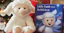 Little Lamb From Bethlehem / Bring your Little Lamb home today: desbook.co/vqPD9F