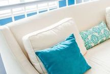 Living Room Ideas / Cozy and inviting decorating ideas for your living room and family room.