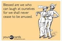 a good laugh / by Bri Ferrell
