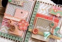 Mini Album inspired!! / by Nueng Heartmade Papermania