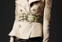 Fashion Inspiration  / Designers, Runways, Books, Magazines, they all inspire. / by Sara Jenkins