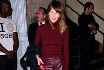 Female Celebrities with Style / These celebrity gals know how to work it. / by Sara Jenkins