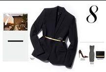 Style - Tops / Jackets / Jackets, coats, blazers, sweaters, dress shirts, T-shirts, tanks, on and on ... / by Sara Jenkins