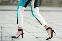 Style - Pants / Shorts / Skirts / Pants, shorts, jeans, skirts, crop pants, on and on ... / by Sara Jenkins