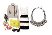 Style - The Whole Ensemble  / I'd wear any of these outfits right off the page! / by Sara Jenkins