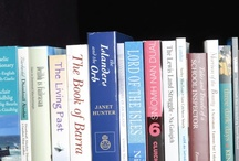Book-spiration / Be inspired and write the perfect book, read the perfect book and perfectly display your favourite book.