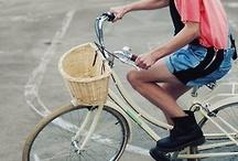 S T Y L E n' B I K E S / #bike #streetstyle / by Virginia Catena