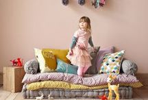 nest: kidlet decor / by Giselle Andersson