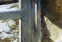 ANDREW WYETH / by caroline hepworth