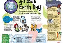 Earth Day Resources / Resourced for teachers to use in their classrooms for Earth Day / by SEED - Schlumberger Excellence in Education Development