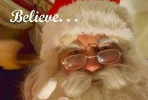 Christmas - Santas / by Carolyn Choiniere