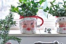 Christmas - Decor / by Carolyn Choiniere