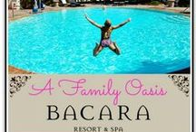 Family Travel  / Vacation with the little ones in comfort and style at Bacara's family resort in Santa Barbara, CA. We promise endless family fun with two zero-edge, heated saline swimming pools and our unique beachfront location. Bacara also features the Monarch Kids' Club, a wonderful place for fun and exploration for children, available on most Sat and Sun. Browse through our wonderful selection of blog highlights and media features geared toward the family traveler. Call (877) 496-0946 for more information.
