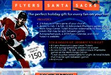 Holiday Gift Guide  / Perfect gifts for the Flyers fan in your life!  / by Philadelphia Flyers