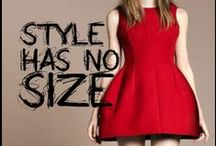 Style Has No Size Quotes / www.stylehasnosize.com