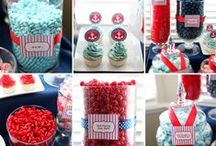 Party Entertaining Ideas / Birthday themes and entertaining tips to help you throw the best party but still ENJOY it!