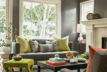 Decor | Design | Living / by Debbie McBee