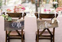 Wedding Stuff / by Emily Benfield