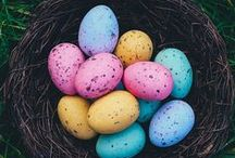 Easter / Easter celebration ideas and inspiration