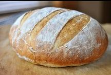 Breads, Rolls and Muffins / Bread recipes!