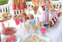 Ice Cream Social / Ice cream social tips, tricks and recipes