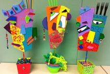 Art projects / by Holley Campbell