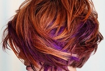 hair / by Multitasking Mumma